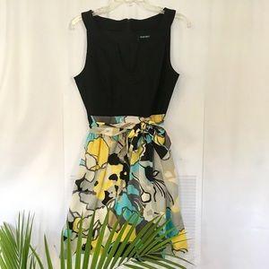 Ellen Tracy Floral Dress